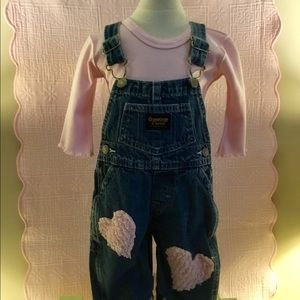 Other - C.C. Clothing Baby Overall